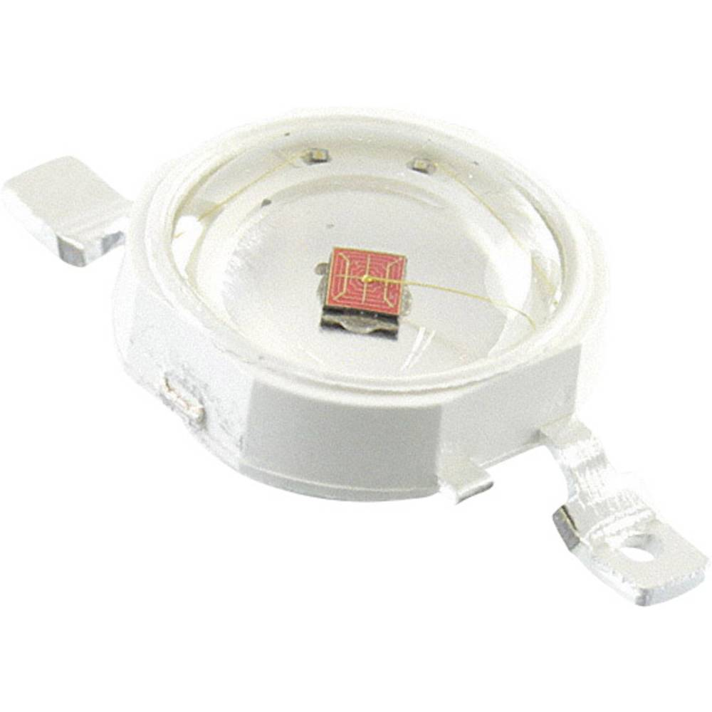 HighPower LED jantarna 1 W 50 lm 140 ° 2.1 V 500 mA Broadcom ASMT-AA00-ARS00