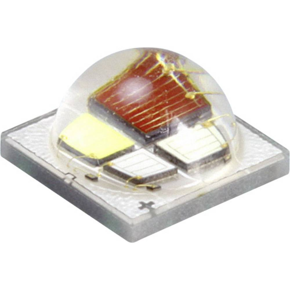 HighPower LED crvena, zelena, plava 67 lm, 101 lm, 27 lm, 110 lm 130 ° 2.25 V, 3.3 V, 3.1 V 1000 mA CREE XMLCTW-A0-0000-00C3ABB0