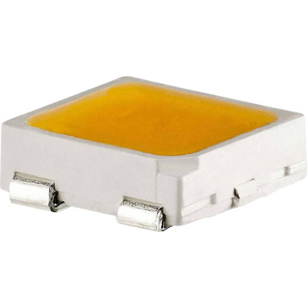 HighPower LED topla bela 1.6 W 43 lm 120 ° 9.6 V 167 mA CREE MLESWT-A1-0000-0002E7