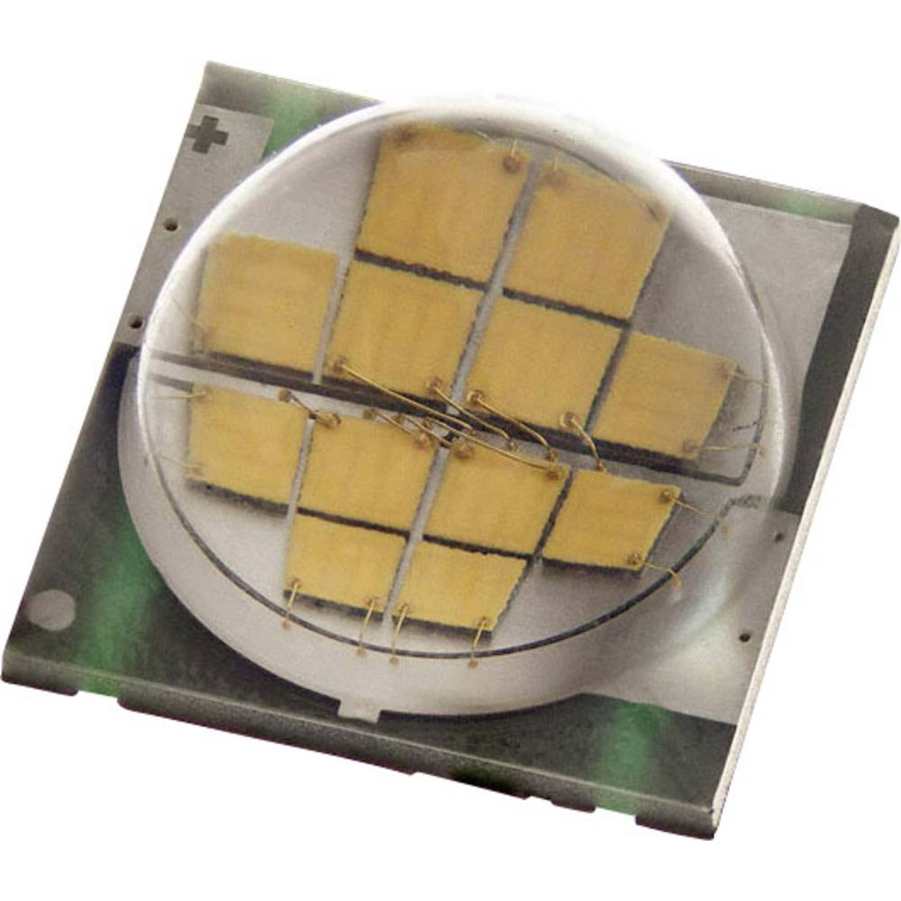 HighPower LED topla bela 25 W 540 lm 120 ° 36 V 700 mA CREE MTGEZW-01-0000-0N00G035F