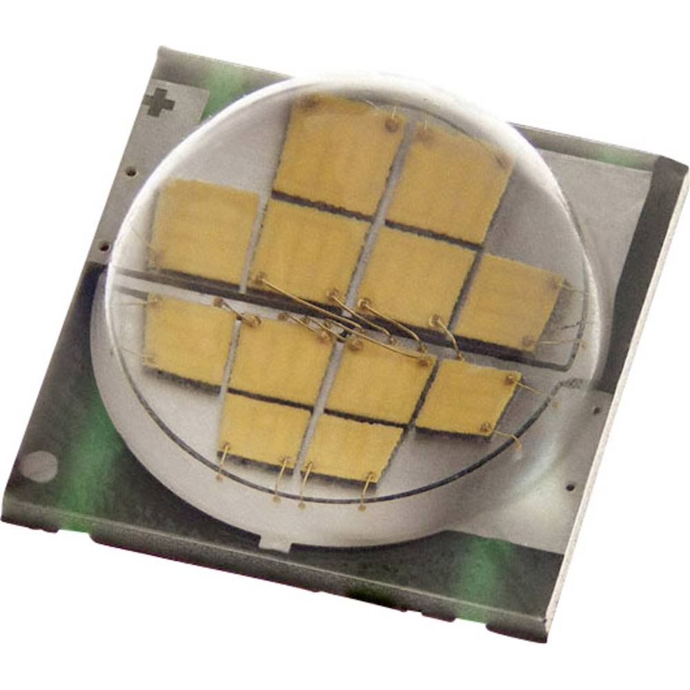 HighPower LED nevtralno bela 25 W 580 lm 120 ° 36 V 700 mA CREE MTGEZW-01-0000-0N00H040F