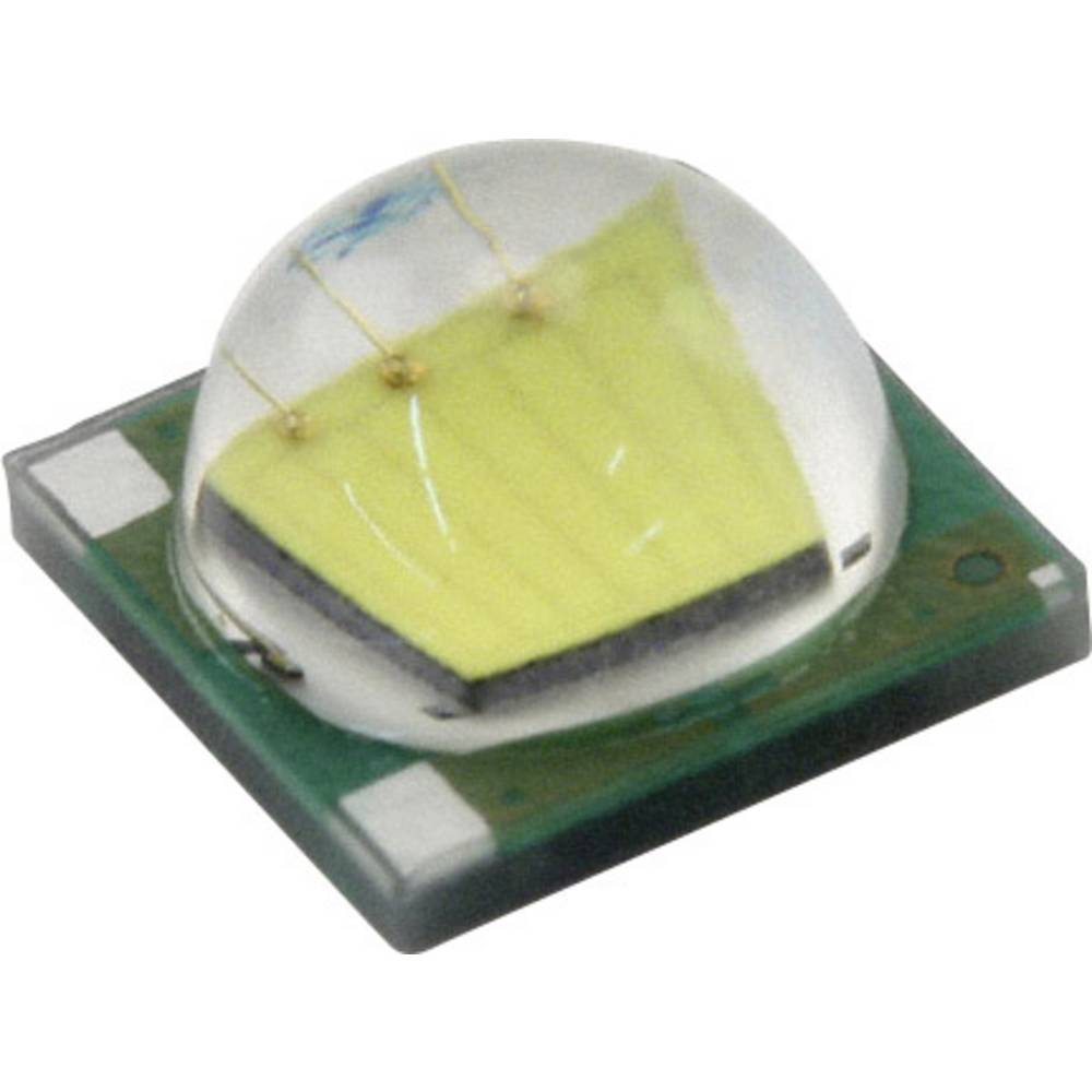 HighPower LED topla bela 10 W 210 lm 125 ° 2.9 V 3000 mA CREE XMLAWT-00-0000-000LT20E8