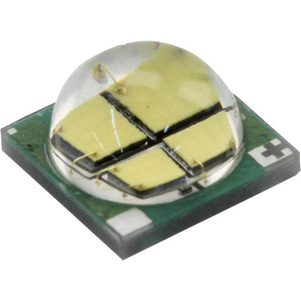 HighPower LED topla bela 13 W 290 lm 115 ° 6 V 2000 mA CREE XMLEZW-02-0000-0B00T630F
