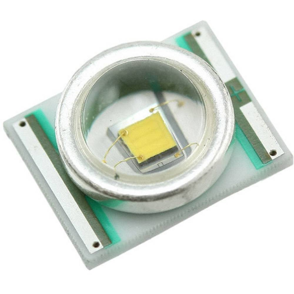 HighPower-LED (value.1317381) CREE Kølig hvid 4 W 1000 mA