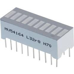 LED-Bargraph (value.1317424) Everlight Opto (L x B x H) 25.53 x 12.06 x 10.16 mm Grøn