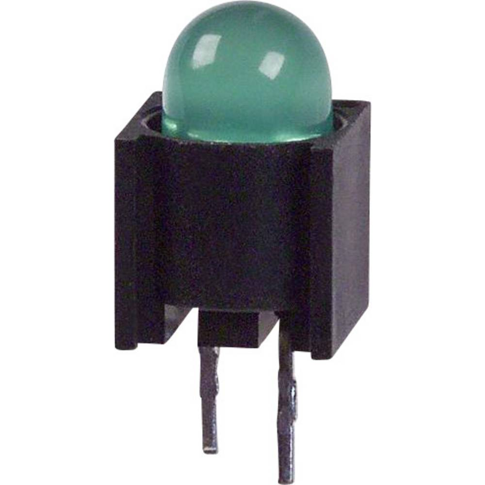 LED-komponent Dialight (L x B x H) 9.64 x 5.97 x 5.97 mm Grøn