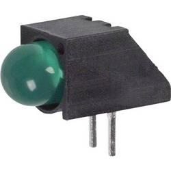 LED-Baustein (value.1317427) Dialight (L x B x H) 12.36 x 9.9 x 6.22 mm Grøn