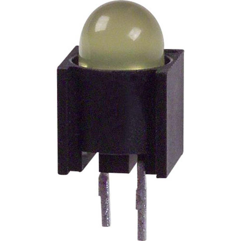 LED-Baustein (value.1317427) Dialight (L x B x H) 12.95 x 6.1 x 6.1 mm Gul