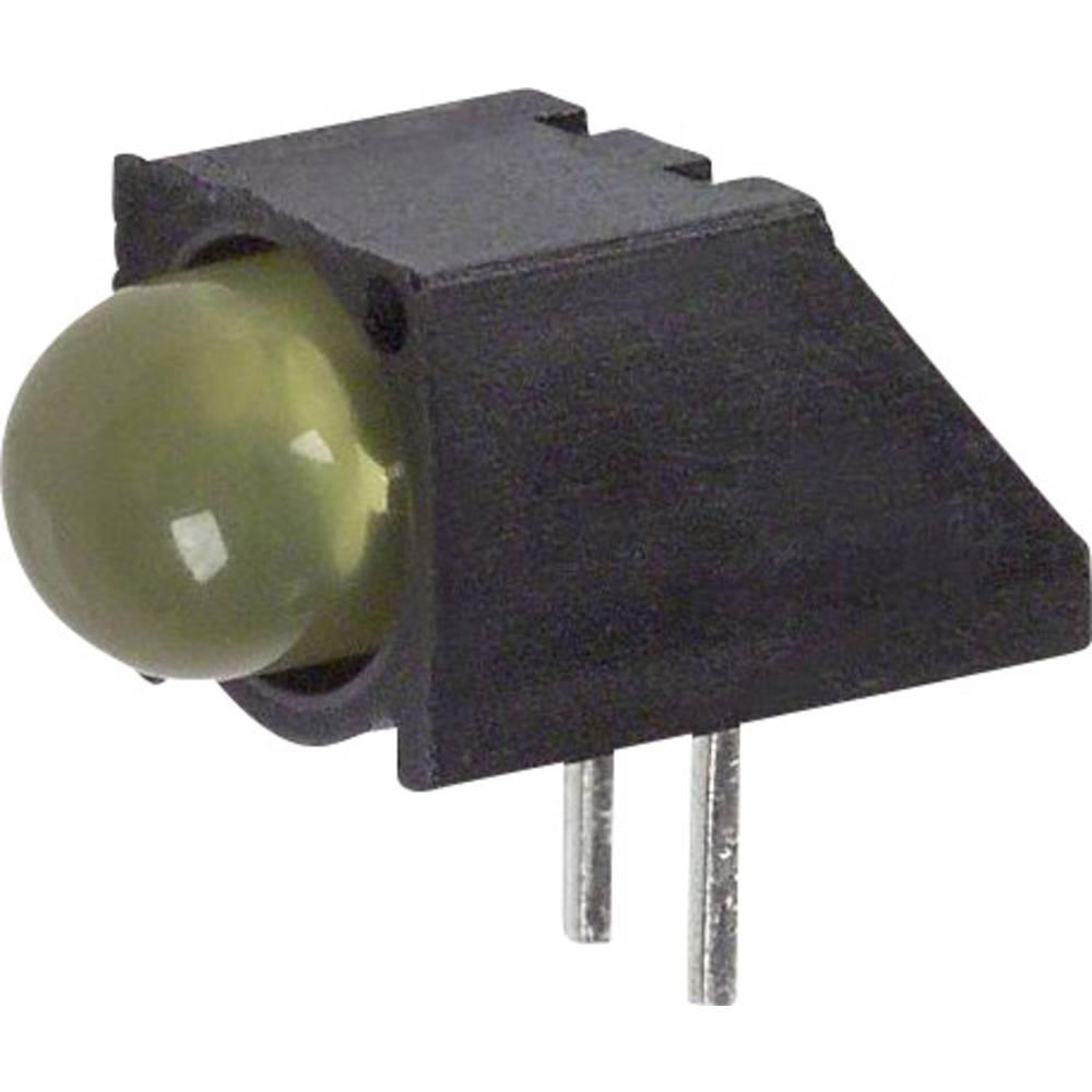LED-Baustein (value.1317427) Dialight (L x B x H) 12.45 x 9.78 x 6.1 mm Gul