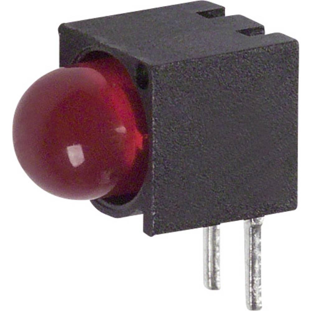 LED-Baustein (value.1317427) Dialight (L x B x H) 9.78 x 9.27 x 6.1 mm Rød