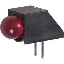 LED modul, crvena (D x Š x V) 12.45 x 9.78 x 6.1 mm Dialight 550-0407F