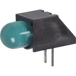 LED-komponent Dialight (L x B x H) 13.85 x 9.78 x 6.1 mm Grøn