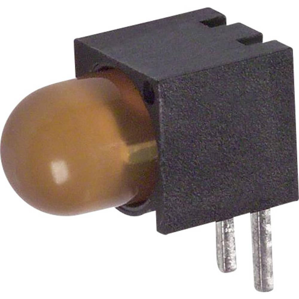 LED-Baustein (value.1317427) Dialight (L x B x H) 10.84 x 9.78 x 6.1 mm Gul