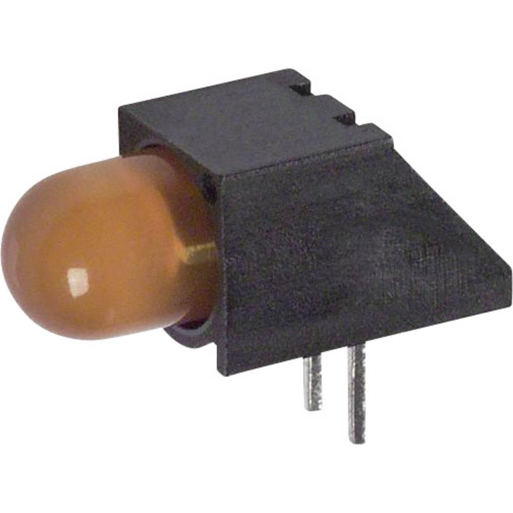 LED-Baustein (value.1317427) Dialight (L x B x H) 13.85 x 9.89 x 6.1 mm Gul