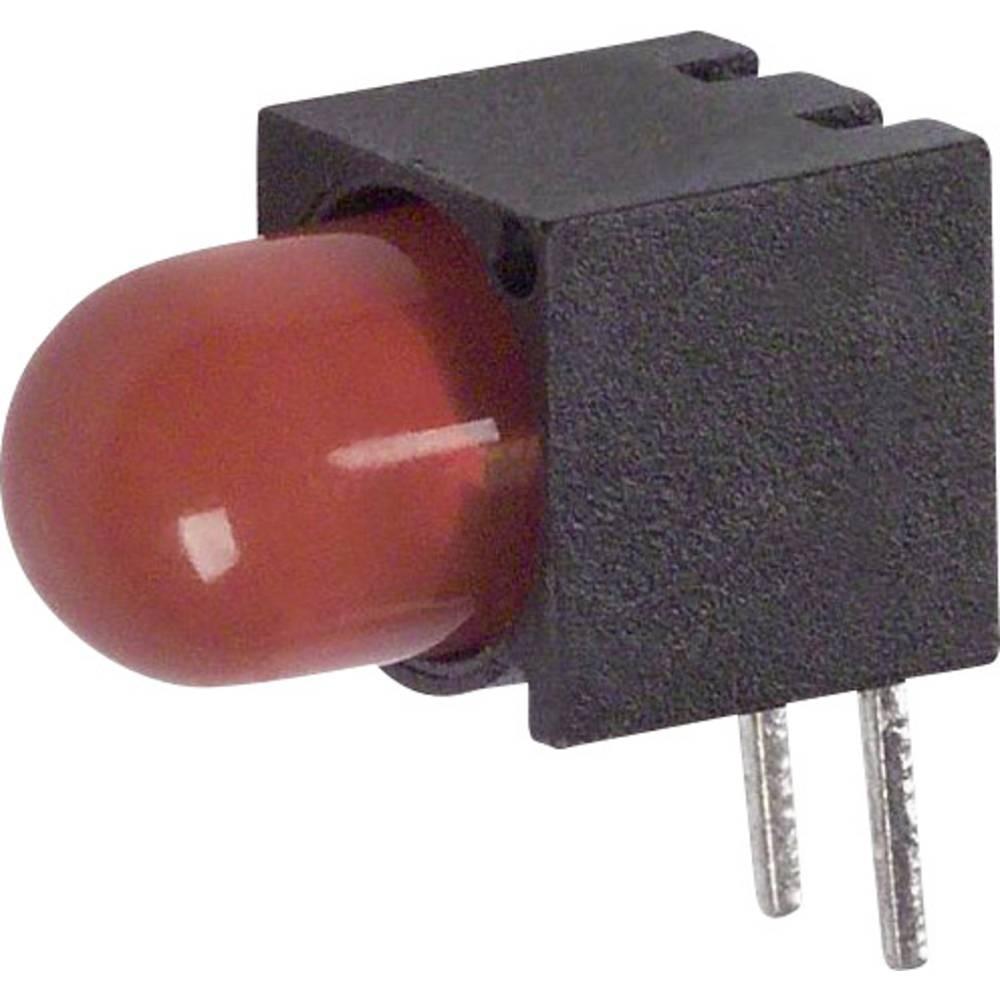 LED-komponent Dialight (L x B x H) 10.84 x 9.78 x 6.1 mm Orange