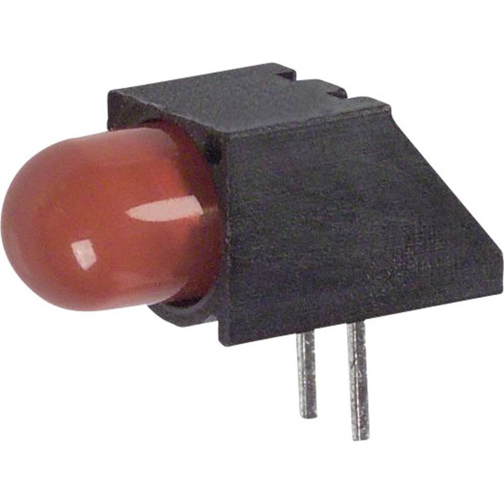LED-Baustein (value.1317427) Dialight (L x B x H) 13.85 x 9.78 x 6.1 mm Orange