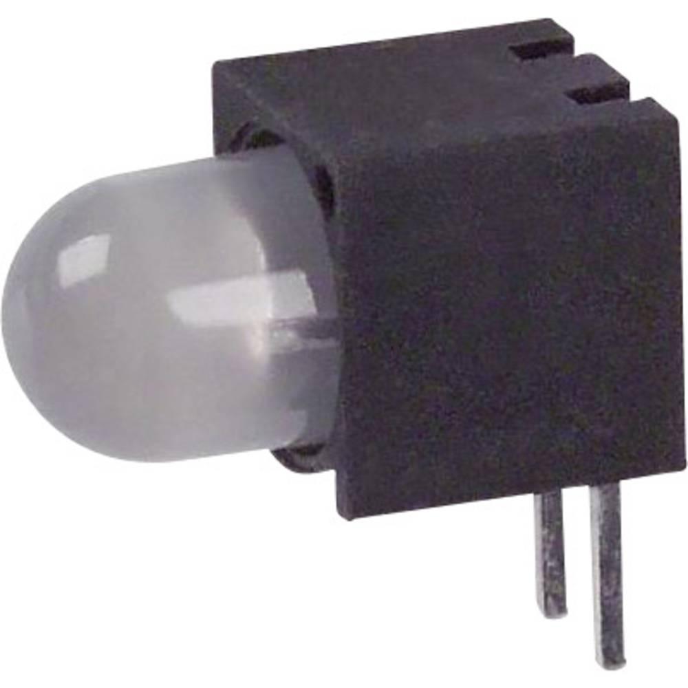 LED-komponent Dialight (L x B x H) 10.84 x 9.78 x 6.1 mm Grøn, Rød