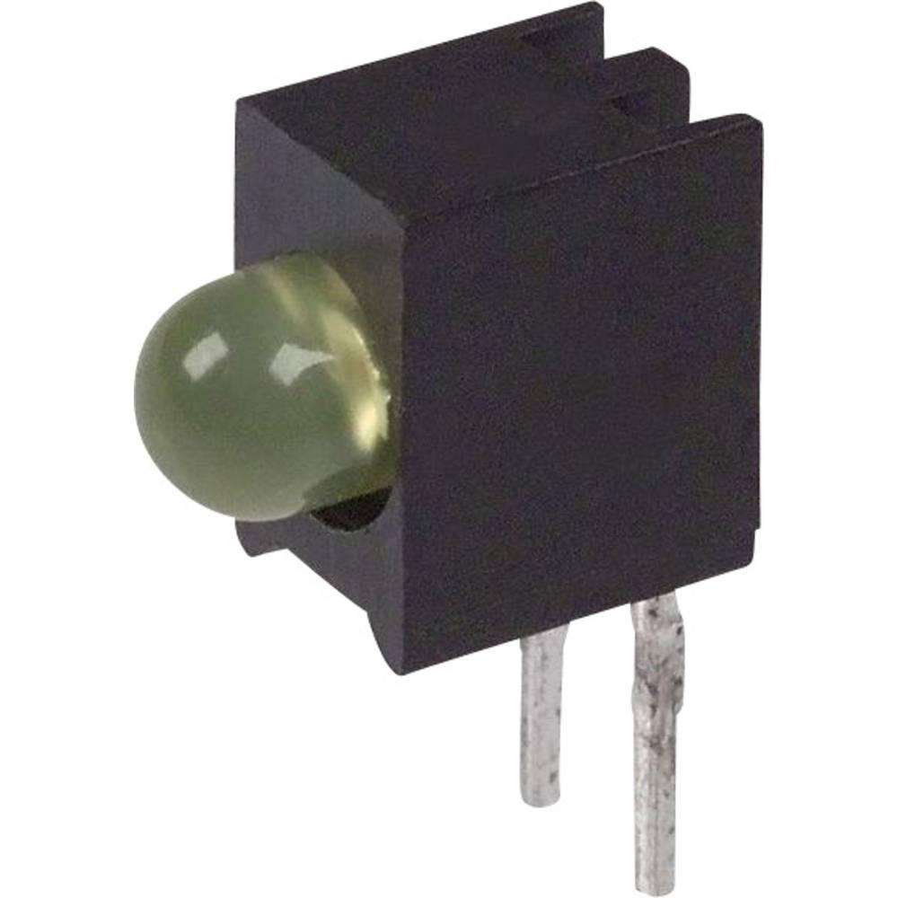 LED-Baustein (value.1317427) Dialight (L x B x H) 10.03 x 7.87 x 4.06 mm Gul