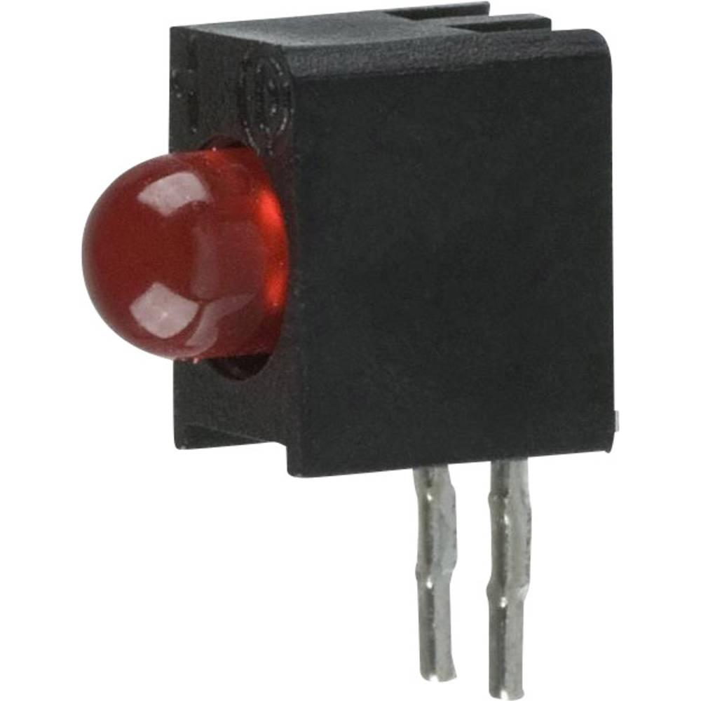 LED-Baustein (value.1317427) Dialight (L x B x H) 10.03 x 7.74 x 4.06 mm Rød
