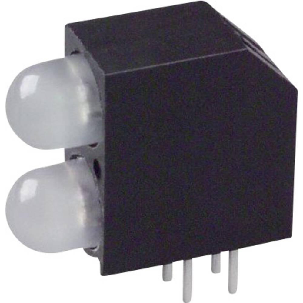LED-Baustein (value.1317427) Dialight (L x B x H) 16.2 x 14.54 x 6 mm Grøn, Gul