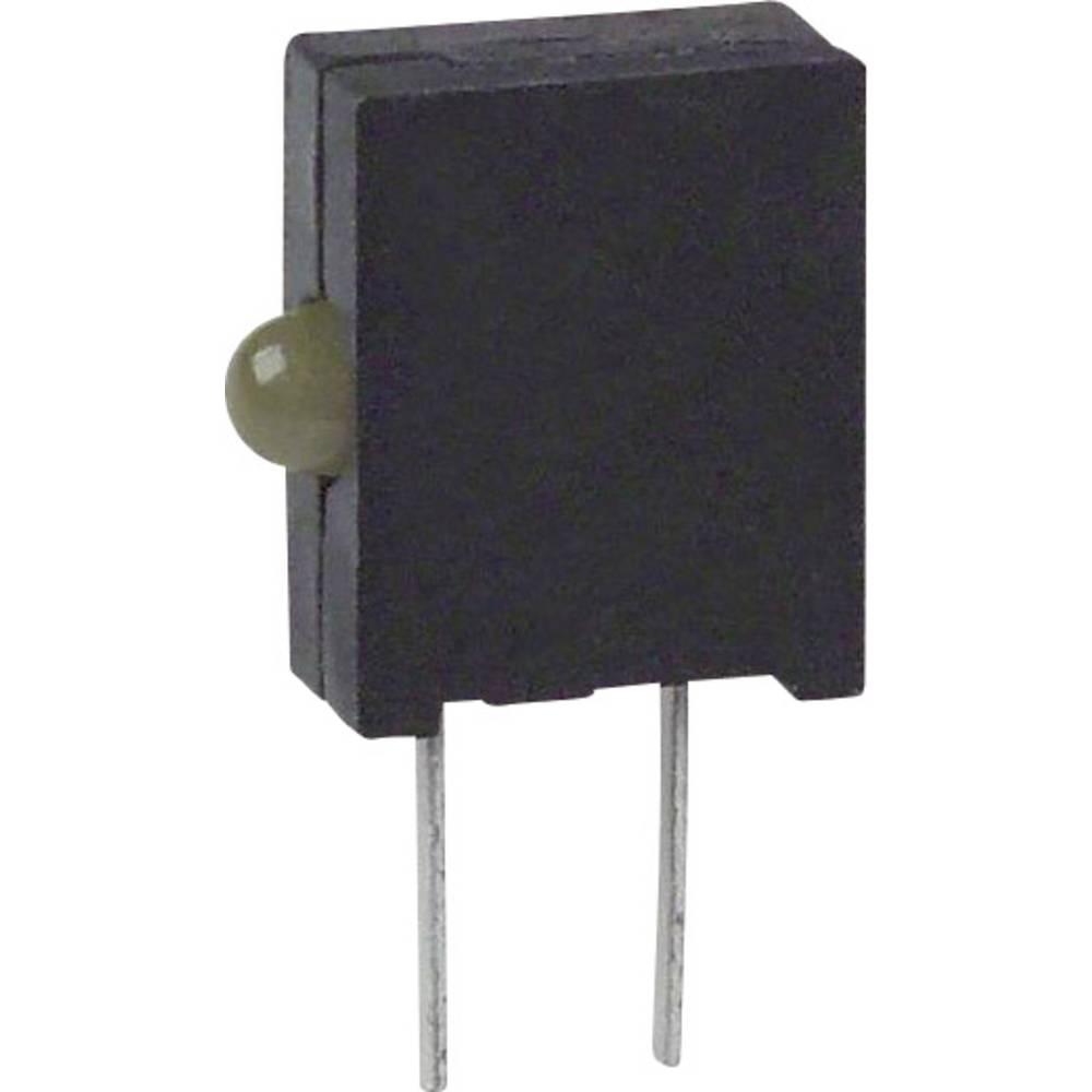 LED-Baustein (value.1317427) Dialight (L x B x H) 10.03 x 6.22 x 2.54 mm Gul