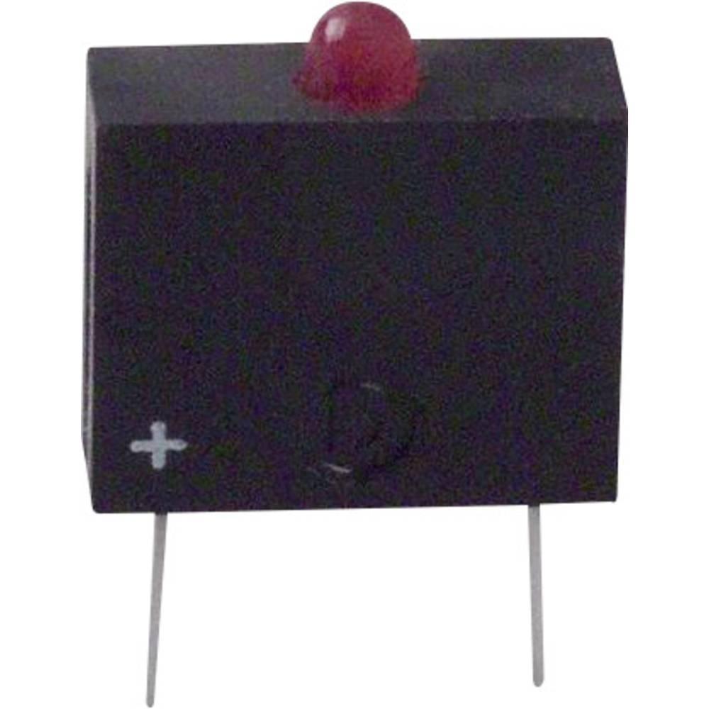 LED-Baustein (value.1317427) Dialight (L x B x H) 10.17 x 7.62 x 2.54 mm Rød