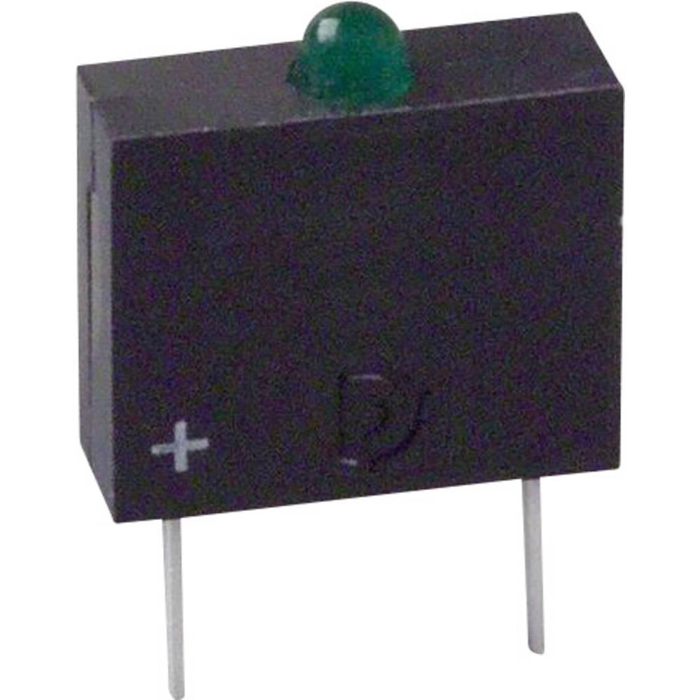 LED-Baustein (value.1317427) Dialight (L x B x H) 10.17 x 7.62 x 2.54 mm Grøn