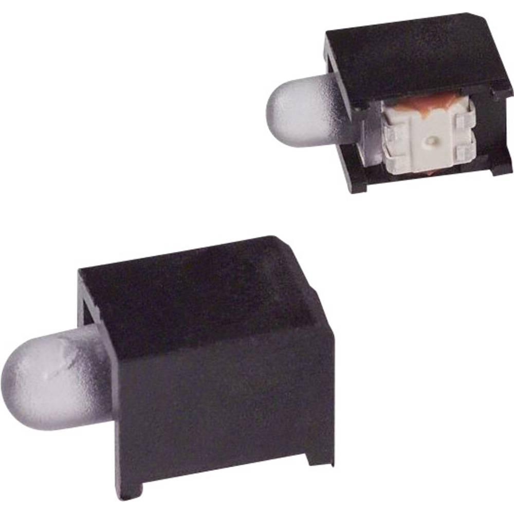 LED-Baustein (value.1317427) Dialight (L x B x H) 8.76 x 5.03 x 4.32 mm Grøn, Gul