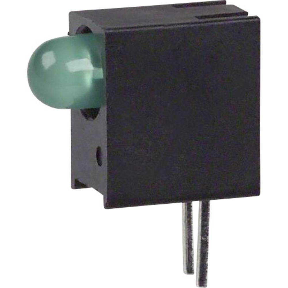 LED-komponent Dialight (L x B x H) 10.78 x 8.89 x 4.32 mm Grøn