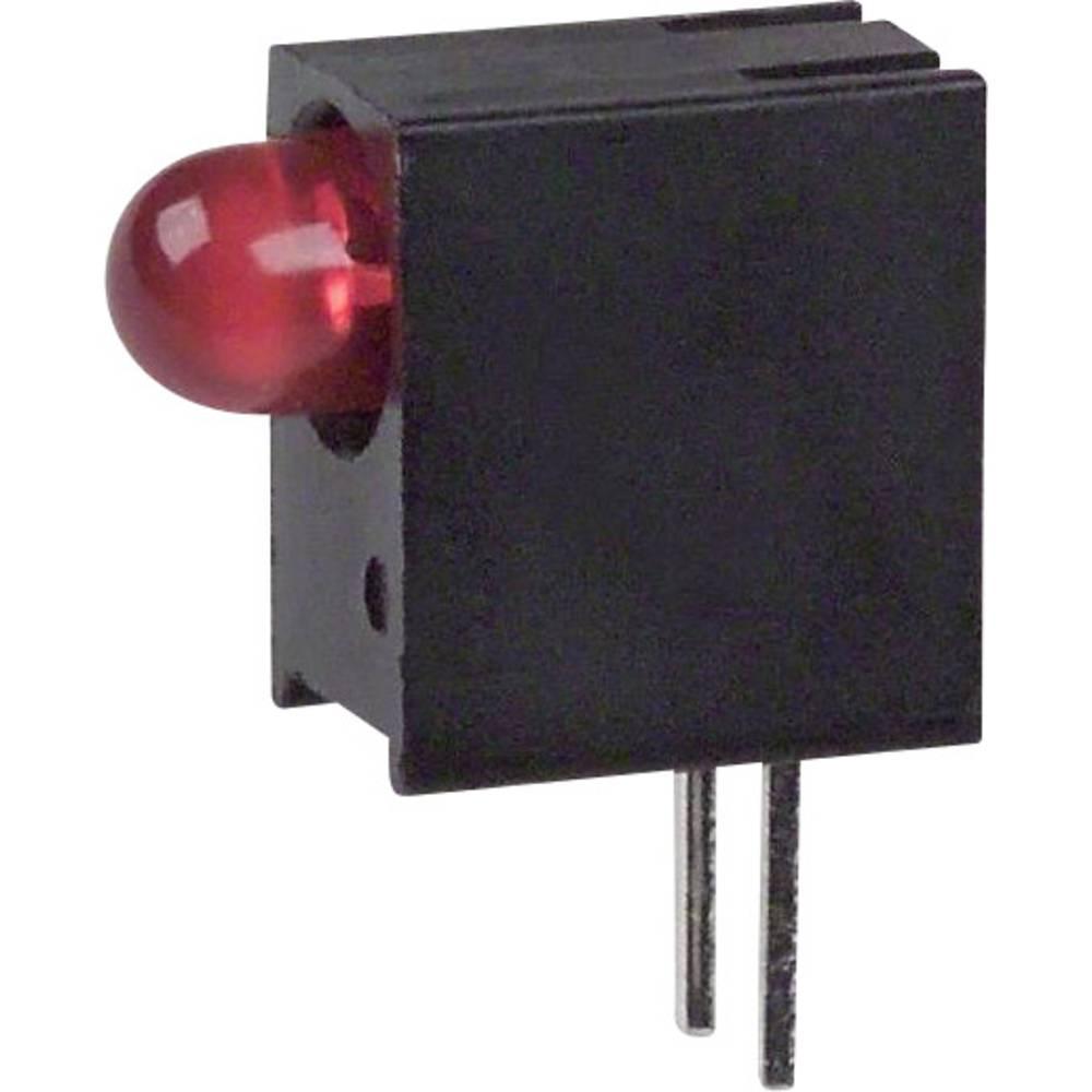 LED-Baustein (value.1317427) Dialight (L x B x H) 10.78 x 8.89 x 4.32 mm Rød