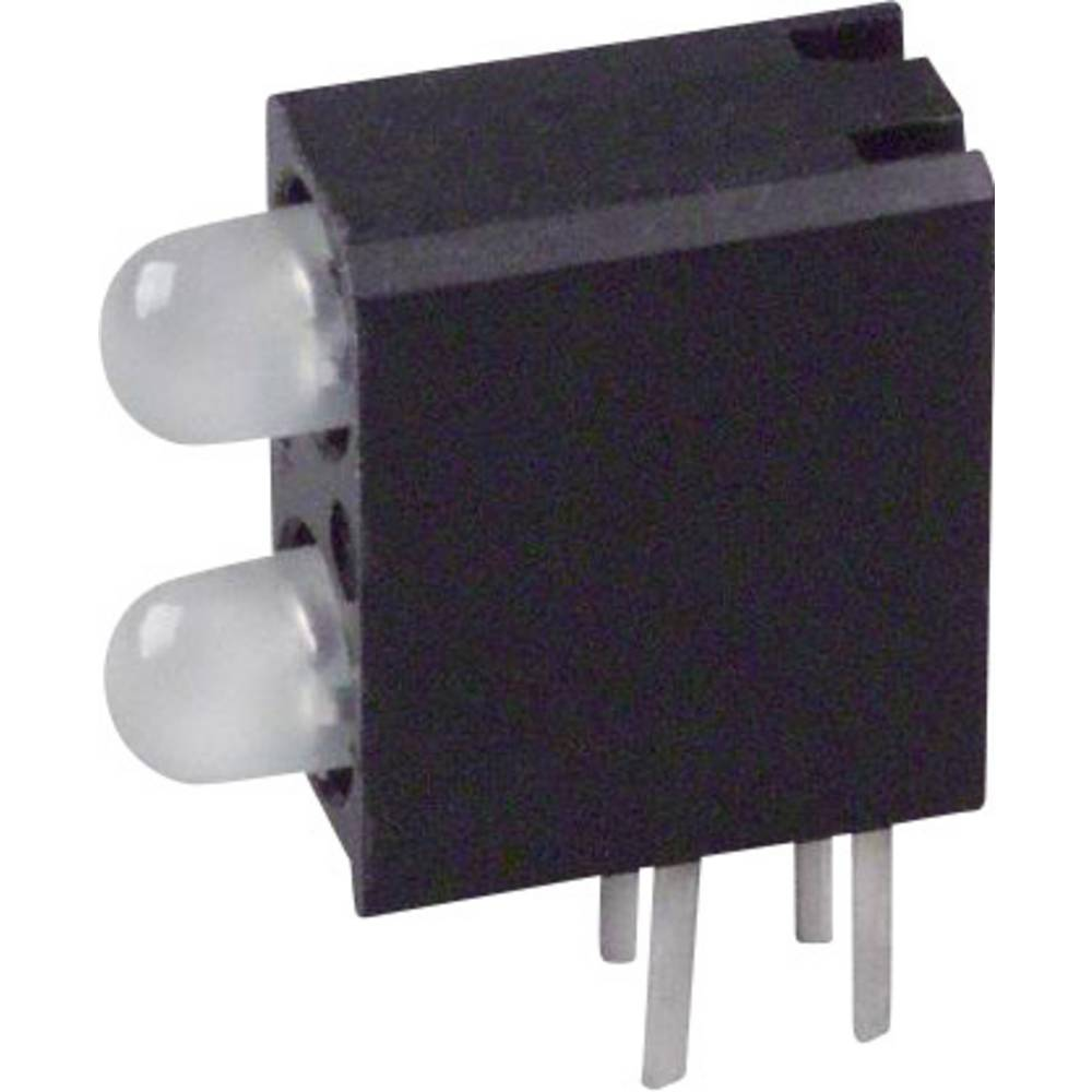 LED-komponent Dialight (L x B x H) 13.33 x 10.73 x 4.32 mm Blå