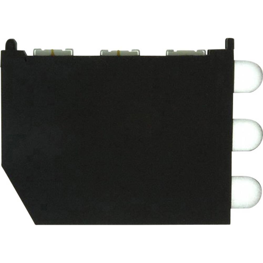 LED-komponent Dialight (L x B x H) 22.61 x 16.08 x 4.32 mm Grøn