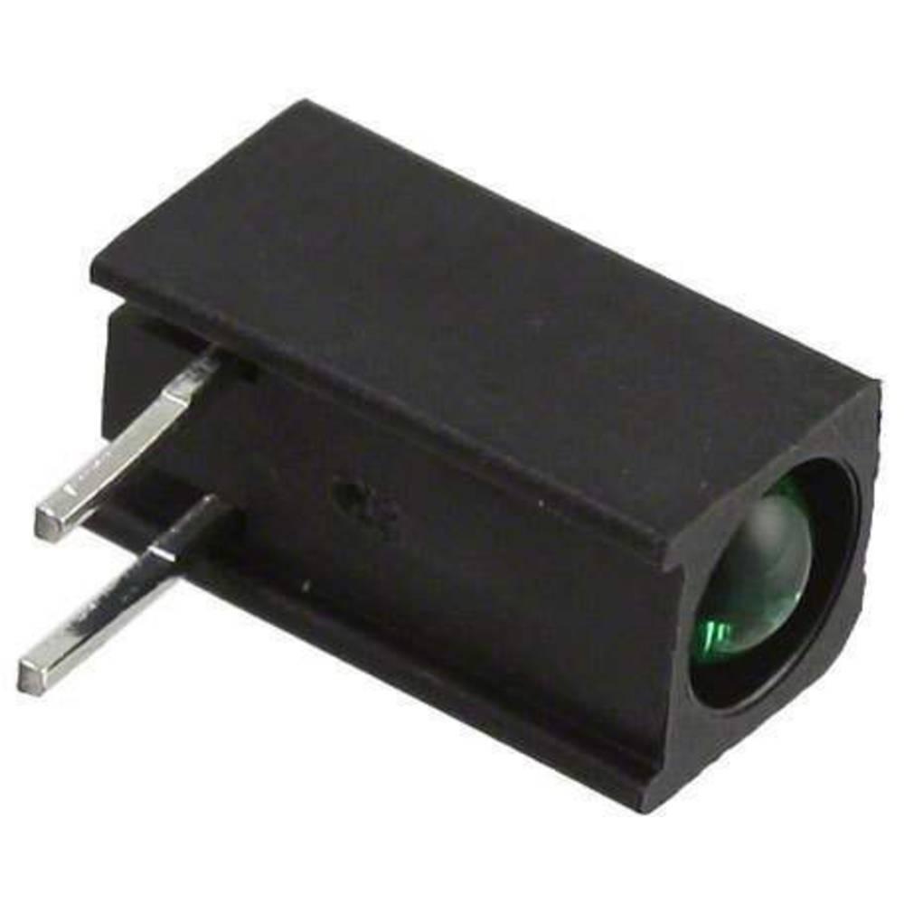 LED-komponent Dialight (L x B x H) 9.09 x 8.76 x 4.45 mm Grøn