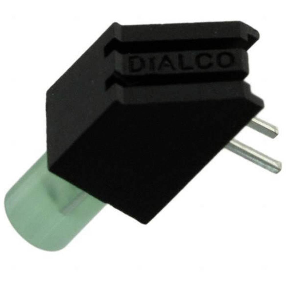 LED-komponent Dialight 550-6207F (L x B x H) 14.3 x 9.9 x 6.22 mm Grøn