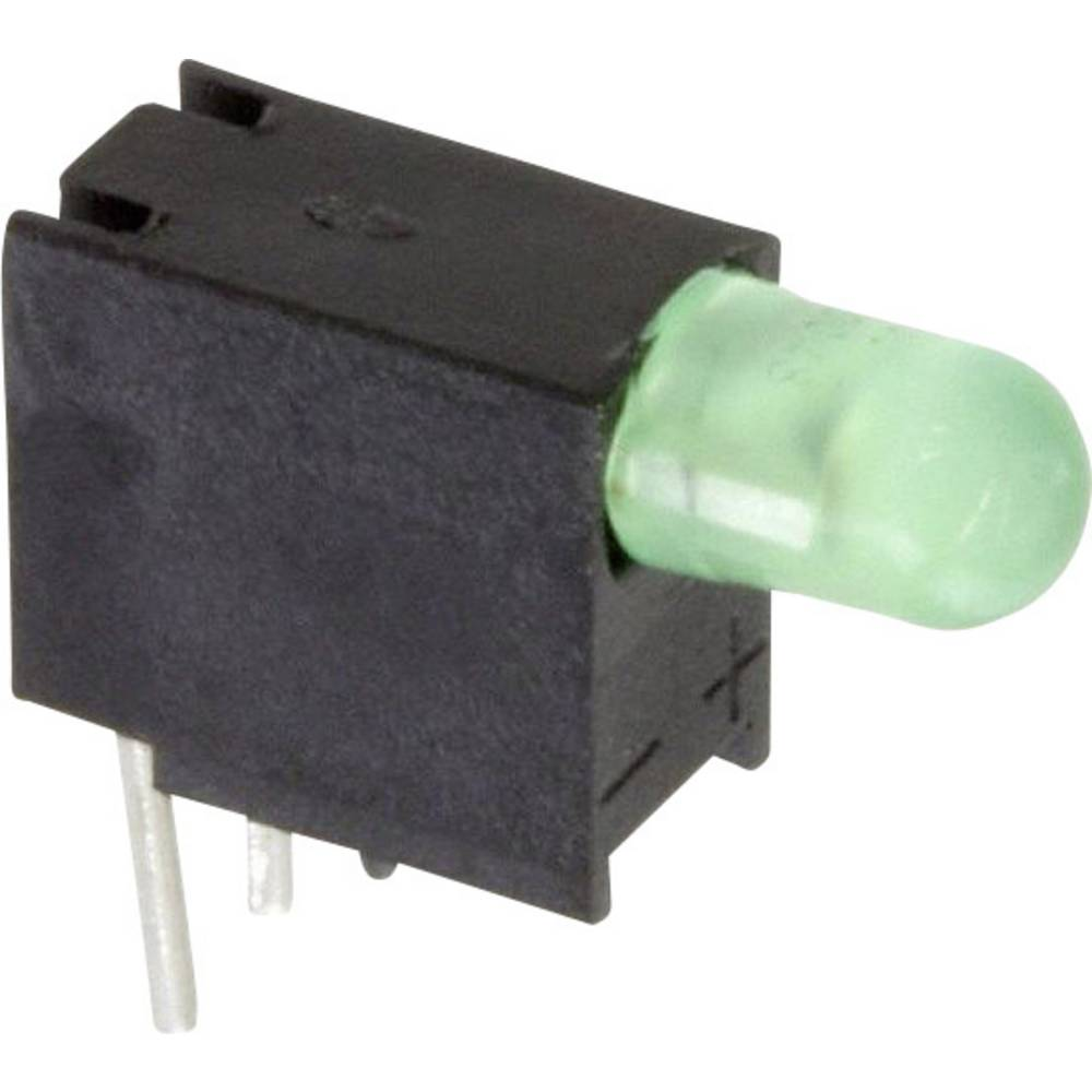 LED-komponent Dialight (L x B x H) 12.14 x 10.28 x 3.96 mm Grøn