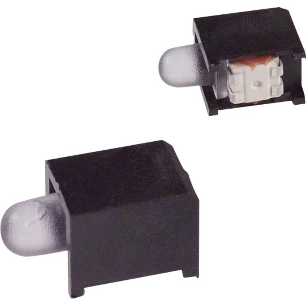 LED-Baustein (value.1317427) Dialight (L x B x H) 8.77 x 5.03 x 4.32 mm Grøn, Rød