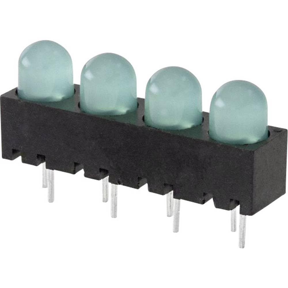 LED bånd Dialight (L x B x H) 25 x 14.29 x 6 mm Grøn