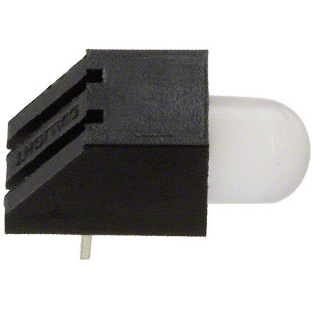LED-Baustein (value.1317427) Dialight (L x B x H) 13.85 x 9.78 x 6.1 mm Grøn, Gul