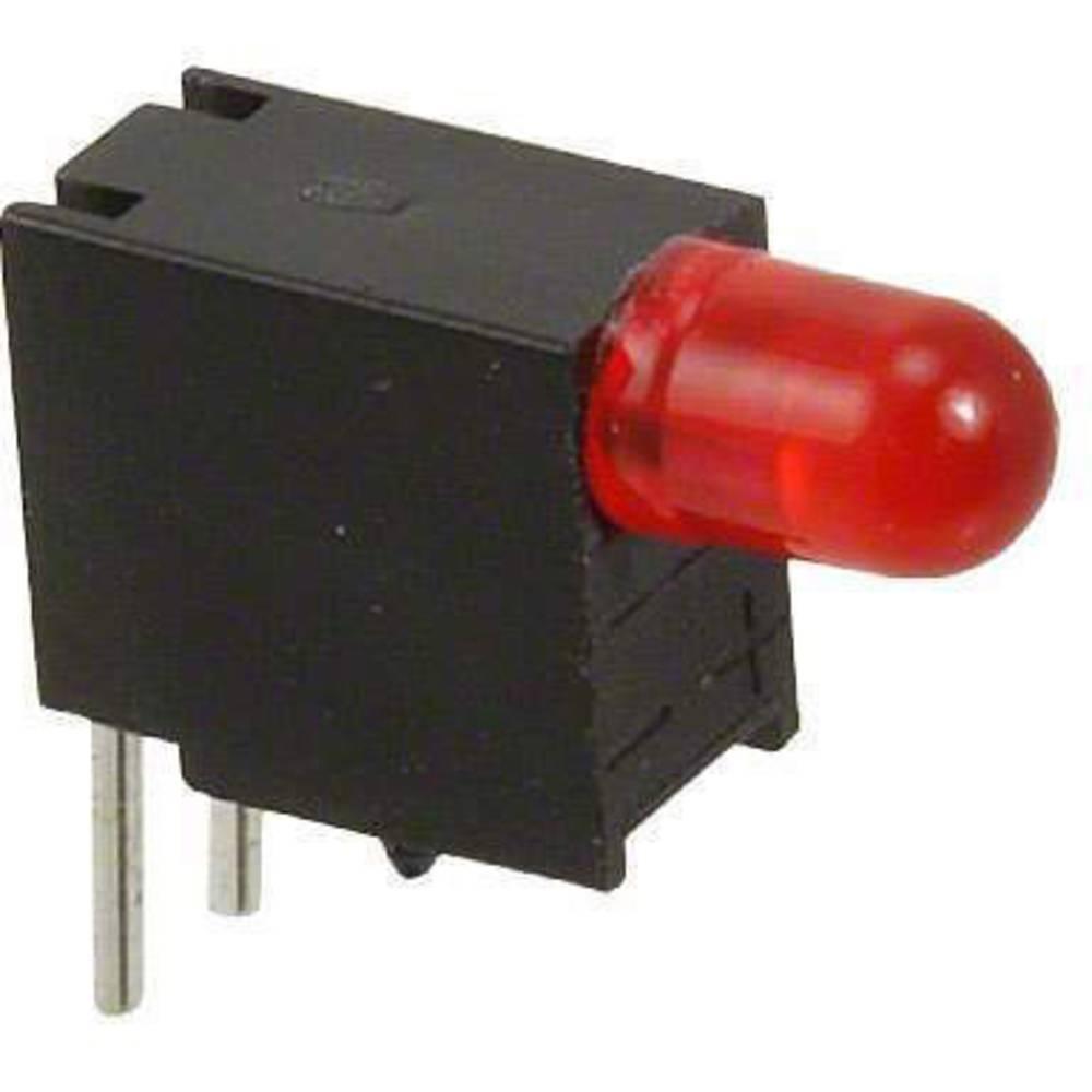 LED-komponent Dialight (L x B x H) 12.14 x 10 x 3.96 mm Rød
