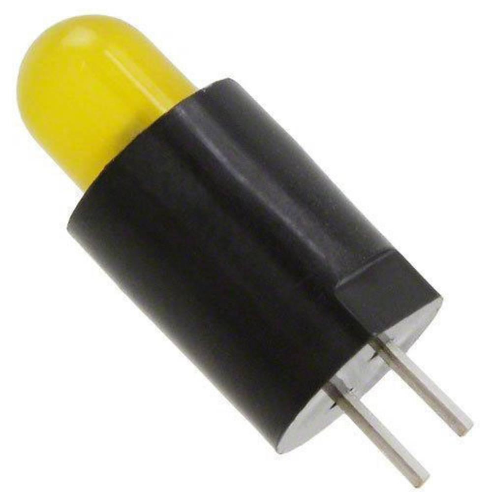 LED-komponent Dialight (L x B x H) 18.88 x 7.14 x 7.14 mm Gul