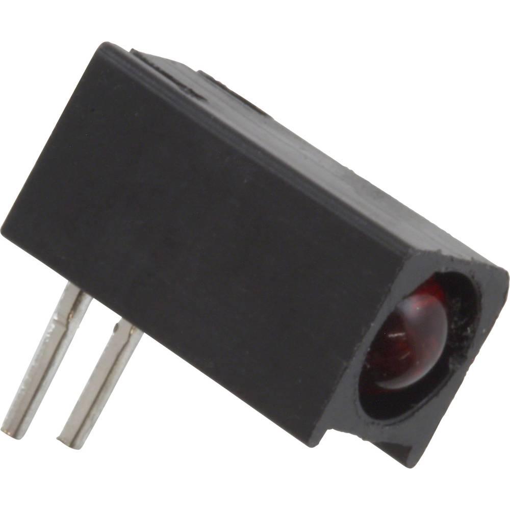 LED-Baustein (value.1317427) Dialight (L x B x H) 9.09 x 8.76 x 4.45 mm Rød