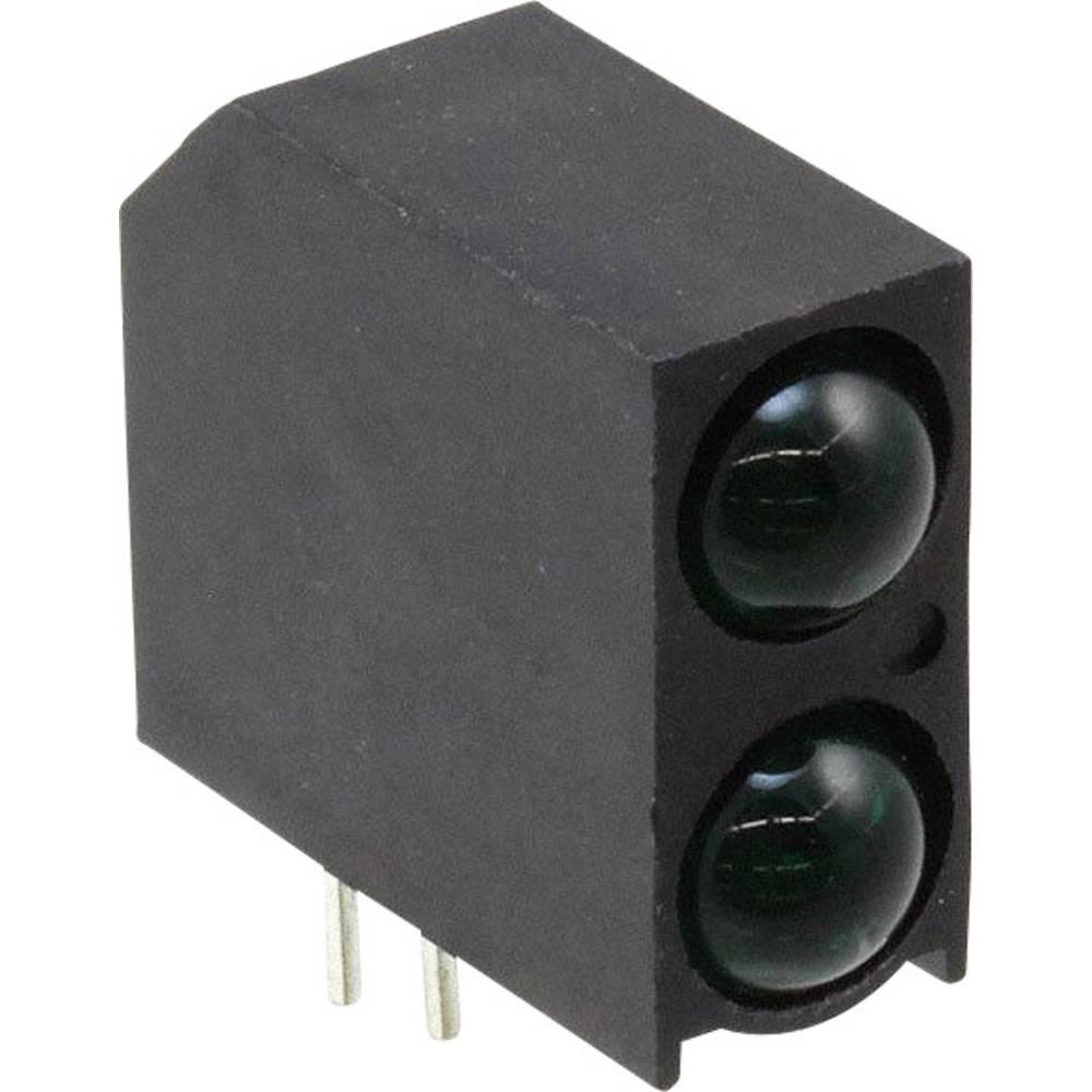 LED-Baustein (value.1317427) Dialight (L x B x H) 16.2 x 15.44 x 5.97 mm Grøn