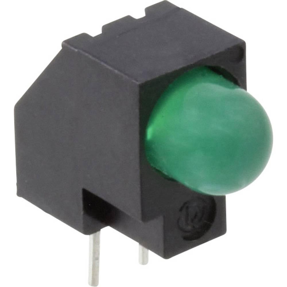 LED-Baustein (value.1317427) Dialight (L x B x H) 13.62 x 13.08 x 6.1 mm Grøn