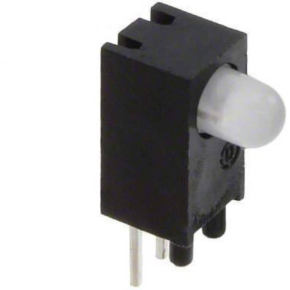 LED-komponent Dialight (L x B x H) 12.28 x 8.2 x 4.6 mm Blå