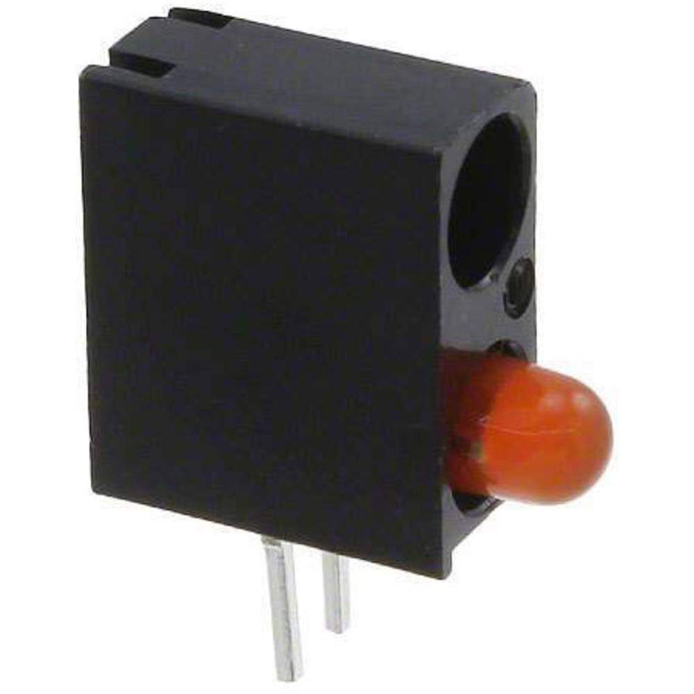 LED-komponent Dialight (L x B x H) 13.34 x 11 x 4.32 mm Orange