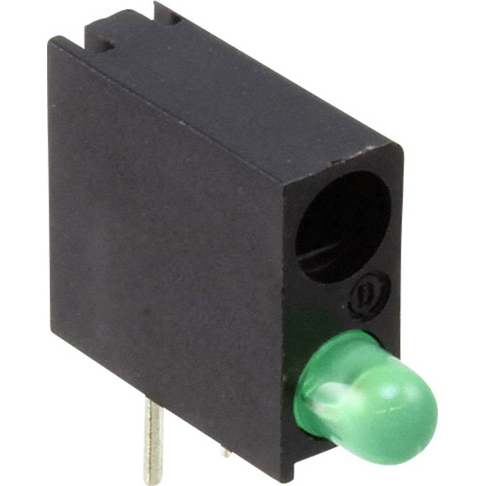 LED-Baustein (value.1317427) Dialight (L x B x H) 14.06 x 13.33 x 4.32 mm Grøn