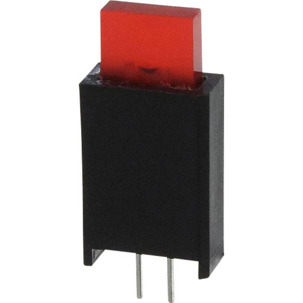 LED-Baustein (value.1317427) Dialight (L x B x H) 23.68 x 9.91 x 4.75 mm Rød
