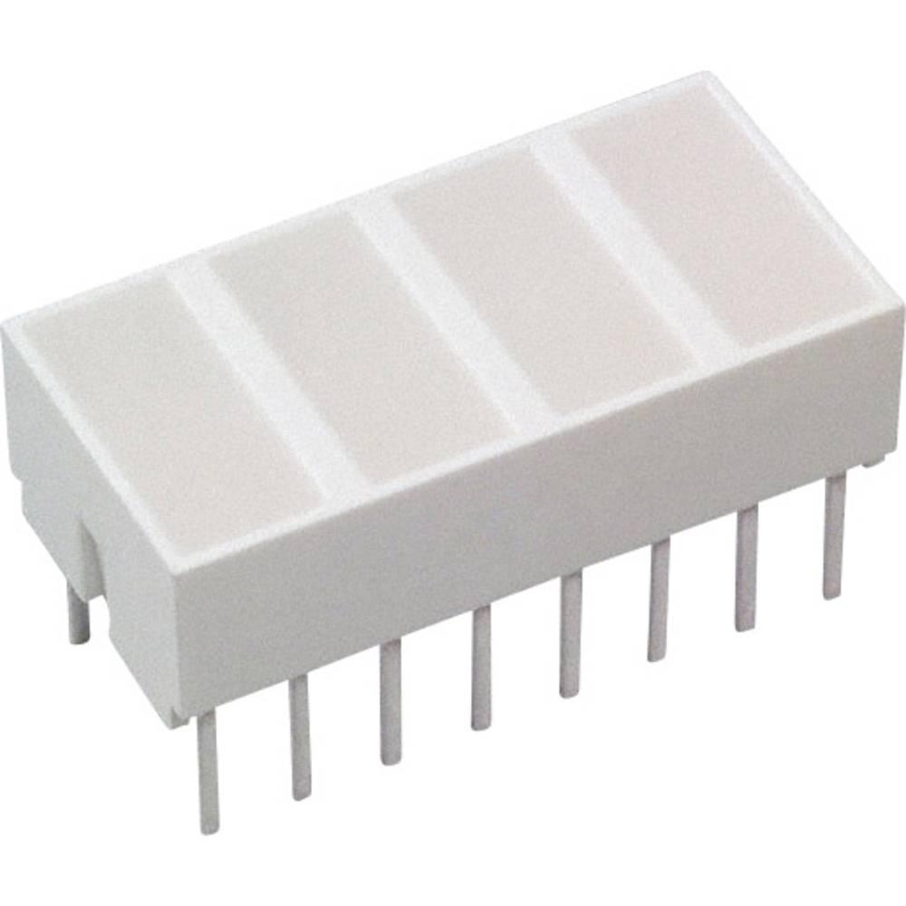 LED-komponent Broadcom (L x B x H) 20.32 x 10.28 x 10.16 mm Gul