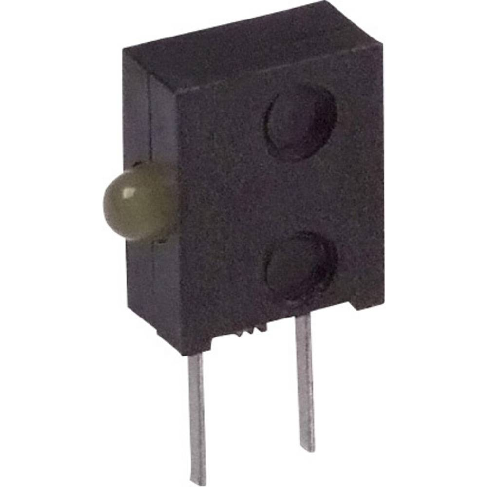 LED-Baustein (value.1317427) Broadcom (L x B x H) 11.05 x 6.6 x 2.62 mm Gul