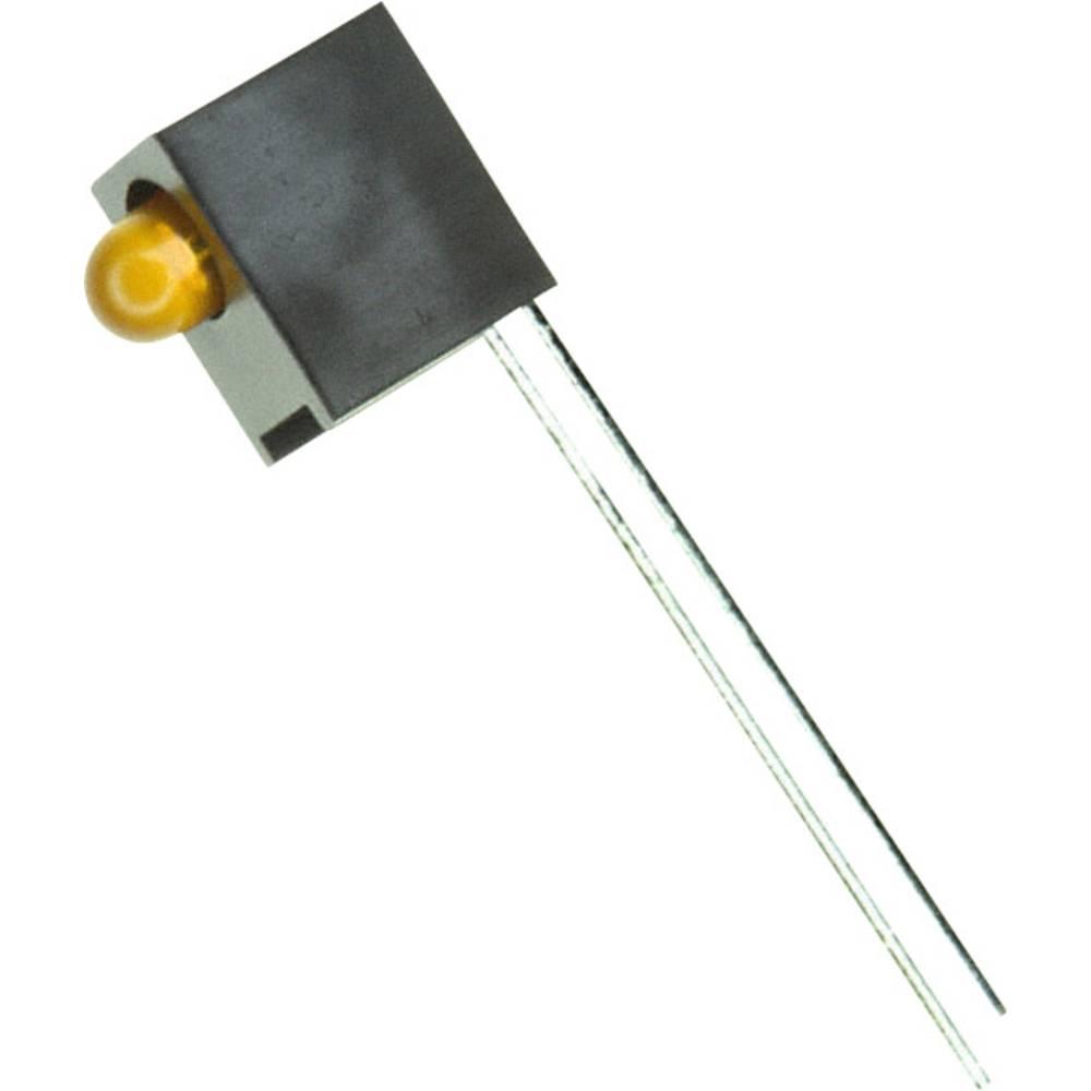 LED-komponent Broadcom (L x B x H) 15.41 x 8.84 x 4.65 mm Gul